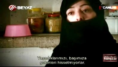 Tecavüze uğrayan Suriyeli kadınların dramı!