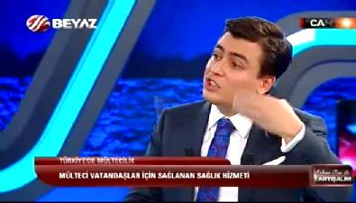 Osman Gökçek, Türkiye ve yurt dışındaki mülteci kamplarını karşılaştırdı