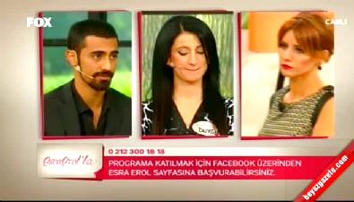 Esra Erol'la da kıskançlık krizi: Duygu ve Ozan'ı facebook ayırdı