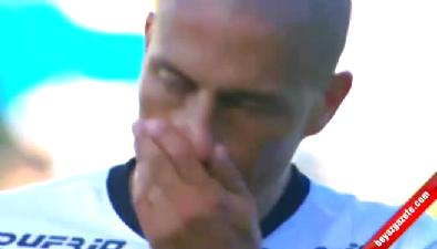 fenerbahce - Alex de Souza veda maçı görüntüleri