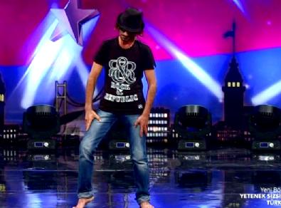 Yetenek Sizsiniz Türkiye Son Bölüm / Kamuran Ayeş'ten İlginç Dans Gösterisi! (7 Aralık 2014)