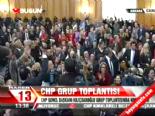 CHP Grubunda Kılıçdaroğlu'na Şok Protesto