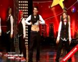 Yetenek Sizsiniz Türkiye - Moonstar Yarı Final Dans Performansı