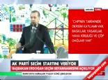 Başbakan Erdoğan'dan Kılıçdaroğlu Ve Bahçeli'ye Ağır Sözler