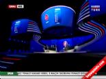 EURO 2016da Türkiyenin Rakipleri Belli Oldu