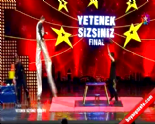 Yetenek Sizsiniz Türkiye Final - Cambaz Mithat Show Akrobasi Gösterisi Final Performansı - 2014
