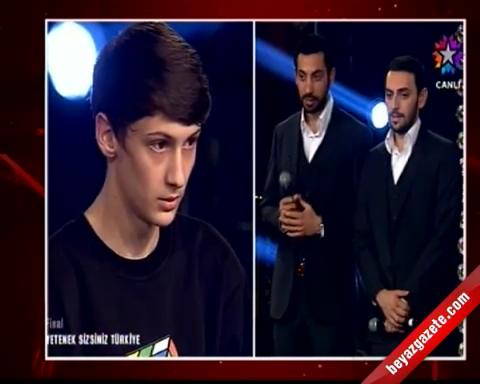 Yetenek Sizsiniz Türkiye 2014 Şampiyonu Kıvanç ve Burak Oldu - Final