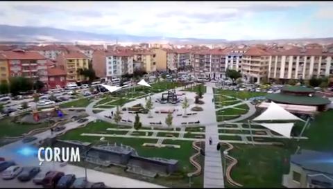 Ak Parti İcraatları Çorum 2014 Reklam Filmi