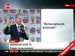 Erdoğan: Çocuklarınızı Dershanelere Göndermeyin
