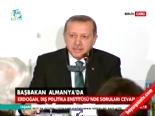 Başbakan Erdoğan: Hamburgu Nereye Koyacaksınız
