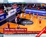 Beşiktaş İntegral Forex - Galatasaray Liv Hospital: 82-78 Basketbol Maç Özeti