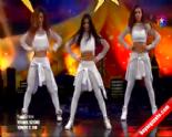 Yetenek Sizsiniz Türkiye - Nazlı Akçay 2. Tur Dans Performansı