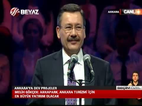 2- Ankara Boğazı Projesi (Melih Gökçek Ankara Projeleri)