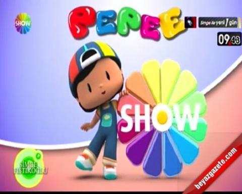 Sevilen Çizgi Film Pepe Yeni Bölüm ile Show TV'de Başlayacak