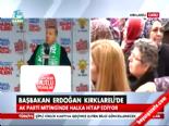 Başbakan Recep Tayyip Erdoğan Kırklarelide Konuştu...