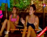 Survivor 2014 - Mert Palavaroğlu ile Berna Canbeldek Arasında Gergin Anlar