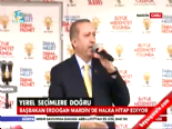 AK Parti Mardin Mitingi 2014 - Başbakan Erdoğan: Bana Baba Demeyin