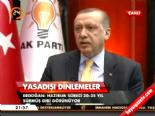 Erdoğan: Bu İşin 30-35 Yıllık Mazisi Var