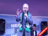 CHP Sakarya Mitingi 2014 - Kılıçdaroğlun'dan Otopark Gafı