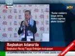 AK Parti Adana Mitingi 2014 - Erdoğan: Başbakan Olarak Çılgına Döndüm