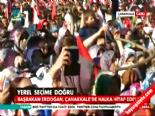 Başbakan Erdoğan'ın Çanakkale mitingi (1)
