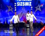 Yetenek Sizsiniz Türkiye Çılgınlar - Samir Demirel'den Muhteşem Performans