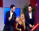 Yetenek Sizsiniz Türkiye Şampiyonu Kıvanç ve Burak, Burcu Esmersoy'u Şaşkına Çevirdi