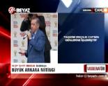 AK Parti Büyük Ankara Mitingi - Başbakan Erdoğan: Yavaş Olana Oy Yok (22 Mart 2014) online video izle