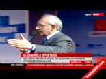 CHP Isparta Mitingi 2014 - Kılıçdaroğlu'ndan Bir Garip Açıklama