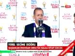 AK Parti Ordu Mitingi 2014 - Erdoğan: Pensilvanya'nın bedduaları bize gelmez