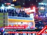 AK Parti Keçiören Mitingi 2014 - Başbakan'dan Mısır'daki İdam Kararlarına Sert Tepki