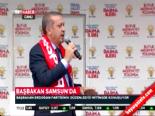 AK Parti Samsun Mitingi 2014 - Erdoğan'dan Kılıçdaroğlu'na Gaf Göndermesi