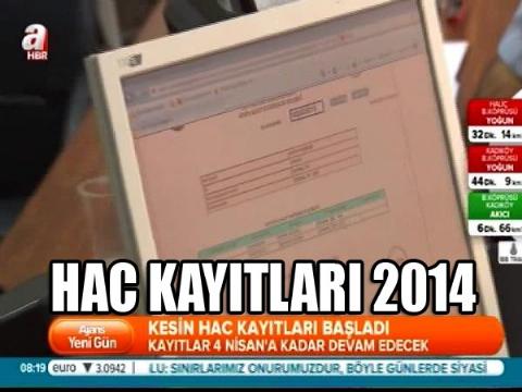 Hac Kayıtları Sorgulama 2014 - TC Hac Kayıt Durumu Sorgu Sayfası (hac.diyanet.gov.tr)