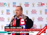 AK Parti Karabük Mitingi 2014 - Erdoğan: Pensilvanya beddua ediyor, dünya dua ediyor