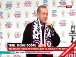 AK Parti Zonguldak Mitingi 2014 - Erdoğan: 30 Mart yaklaştıkça ahlak dışı saldırılar yoğunlaşıyor
