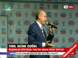 AK Parti Van Mitingi 2014 - Başbakan: Vampirler Rahatsız Oldu