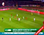 Eskişehirspor Antalyaspor: 0-1 Maç Özeti (Ziraat Türkiye Kupası)