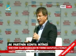 AK Parti Konya Mitingi 2014 - Konya'daki mitingte Erdoğan sürprizi