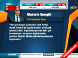 Mustafa Sarıgülden İlk Açıklama