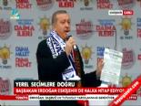AK Parti Eskişehir Mitingi 2014 - Başbakan Erdoğan, CHP'yi Büyükerşen Üzerinden Vurdu