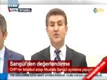 CHP'nin İstanbul Adayı Mustafa Sarıgül: Sandıklar Yeniden Sayılmalı