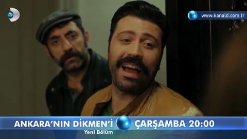 Ankara'nın Dikmen'i 4. bölüm fragmanı