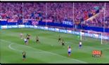 Atletico Madrid Barcelona: 1-0 Maç Özeti ve Golü (9 Nisan 2014)  online video izle