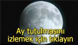 Kanlı Ay Tutulması Canlı (kırmızı ay tutulması online izle)