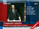 Başbakan Recep Tayyip Erdoğan: Bozkurt İşareti Hafızalardan Silinmez