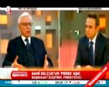 Sami Selçuk Samanyolu Haber'de Başbakan Erdoğan'ı Eleştirdi, Şimon Peres'i Övdü