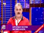 Saba Tümer'le Bu Gece - Safiye Soyman, Faik Öztürk'ün korkularını anlatırsa...