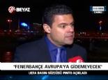 UEFA Basın Sözcüzü Pinto: Fenerbaçe Avrupa'ya gidemeyecek  online video izle
