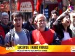 Taksim'de 1 Mayıs Provası! - 1 Mayıs 2014 İşçi Bayramı Taksim'de Kutlanacak Mı?  online video izle