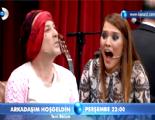 Arkadaşım Hoşgeldin 24 Nisan Yeni Bölüm 2. Fragmanı (Konuklar: Demet Akalın ve Eşi Okan Kurt) online video izle